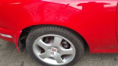 MX5 REAR ARCH & SILL REPAIRS